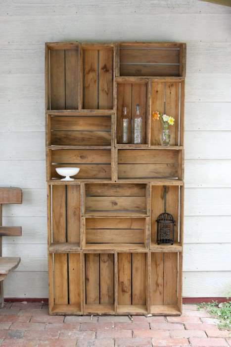 - 15 Super Smart DIY Reclaimed Wood Projects