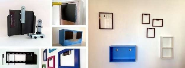 Magnetize your walls
