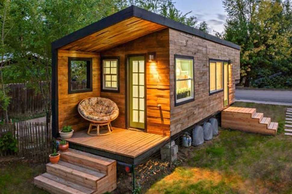 Portable mini home