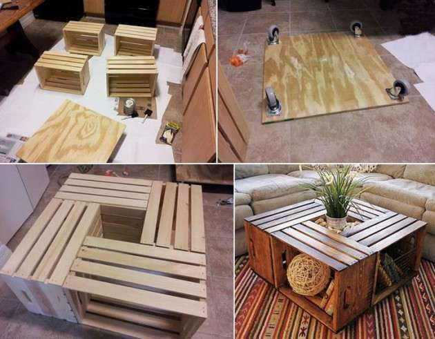 Wooden-Projects