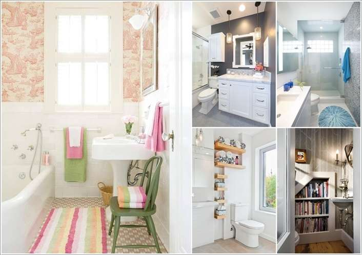 15 fabulous small bathroom makeover ideas a vintage inspired bathroom remodel