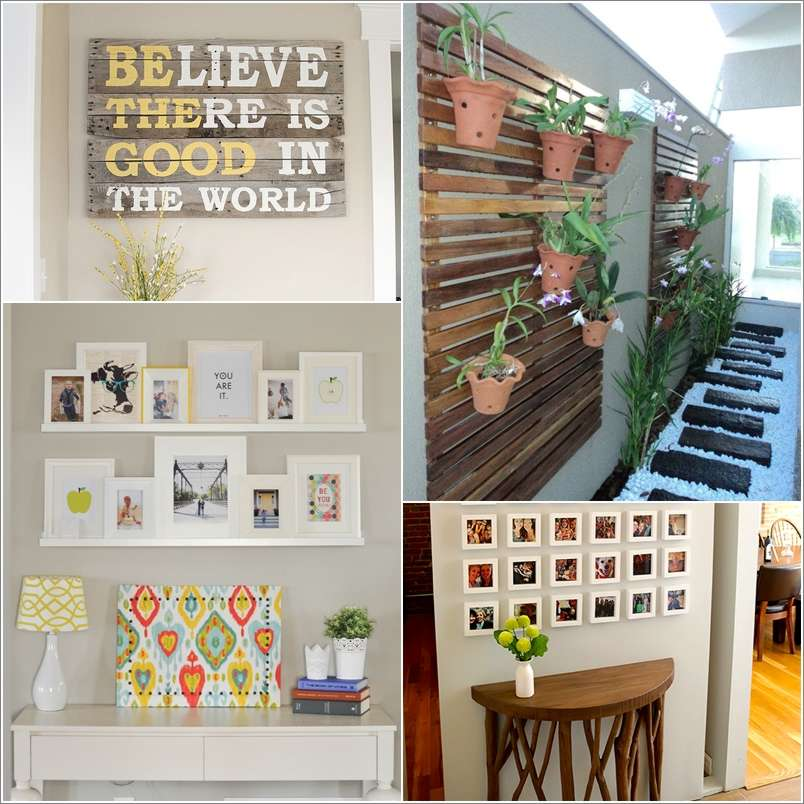a  15 Amazing Hallway Wall Decor Ideas for Your Home a12