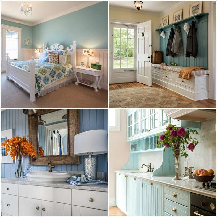 15 fantastic ideas to decorate your home with beadboard teraionfo