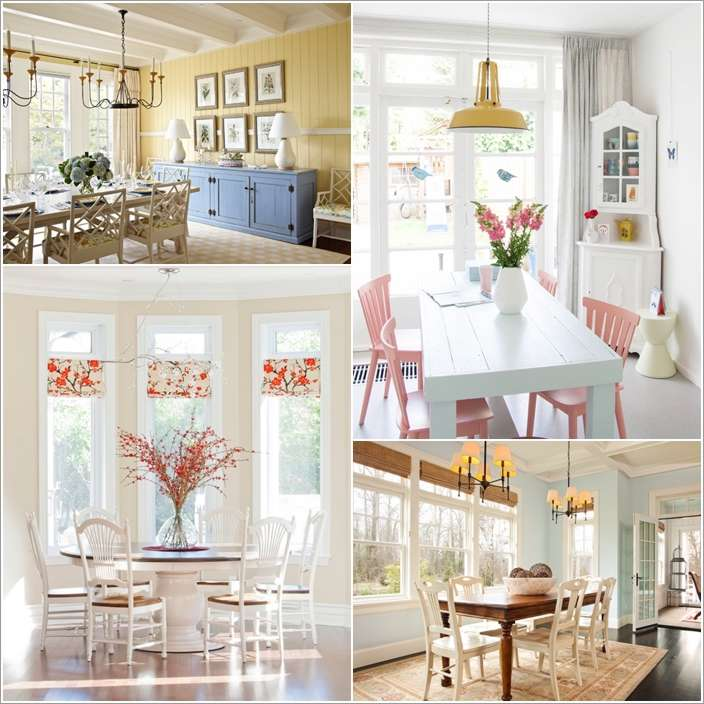 Dining Room Makeover: 15 Amazing Dining Room Makeover Ideas