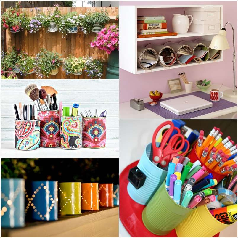 a  15 Creative Ideas to Recycle Old Paint Cans a7
