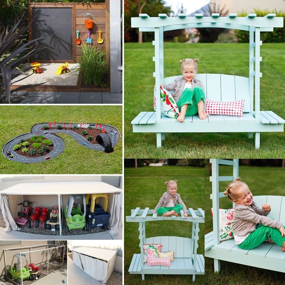diy projects for kids 25 backyard diy projects for 31339