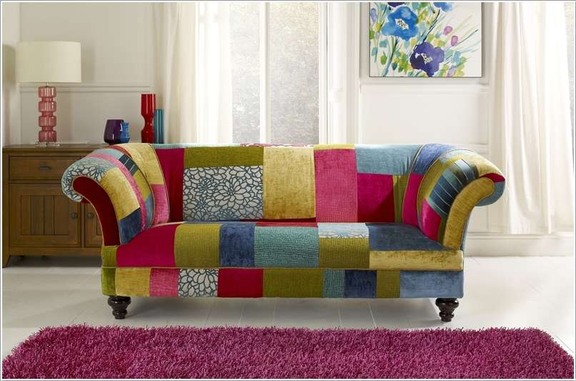 10  15 Awesome Ideas to Decorate Your Home with Patchwork 1021