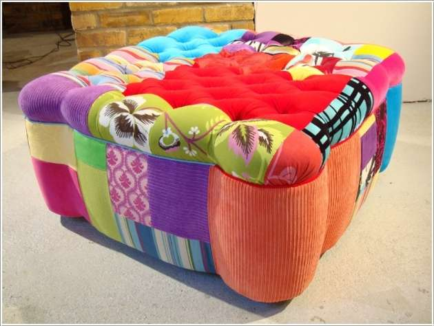 12  15 Awesome Ideas to Decorate Your Home with Patchwork 1217