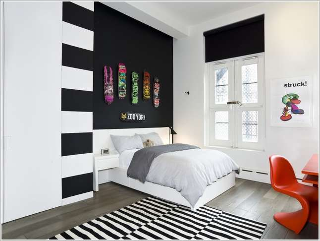 12  15 Kids' Room Accent Wall Ideas That You'll Admire 1220