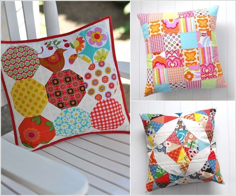 13  15 Awesome Ideas to Decorate Your Home with Patchwork 1317