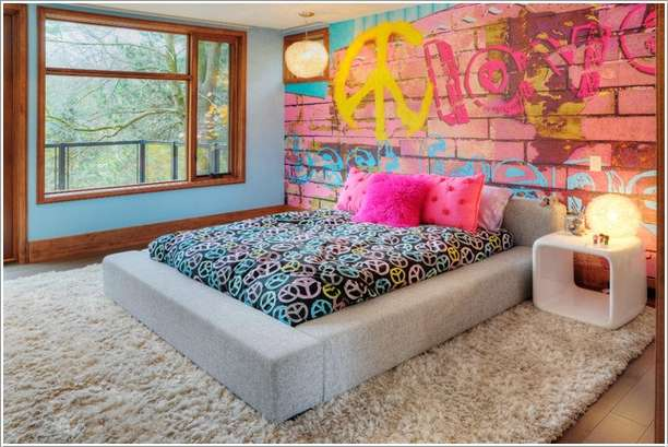 13  15 Kids' Room Accent Wall Ideas That You'll Admire 1320