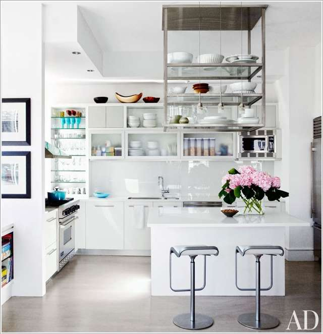 14  15 Fabulous Shelving Ideas for Your Kitchen 142