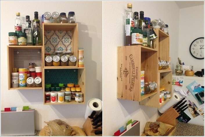 15  15 Fabulous Shelving Ideas for Your Kitchen 151