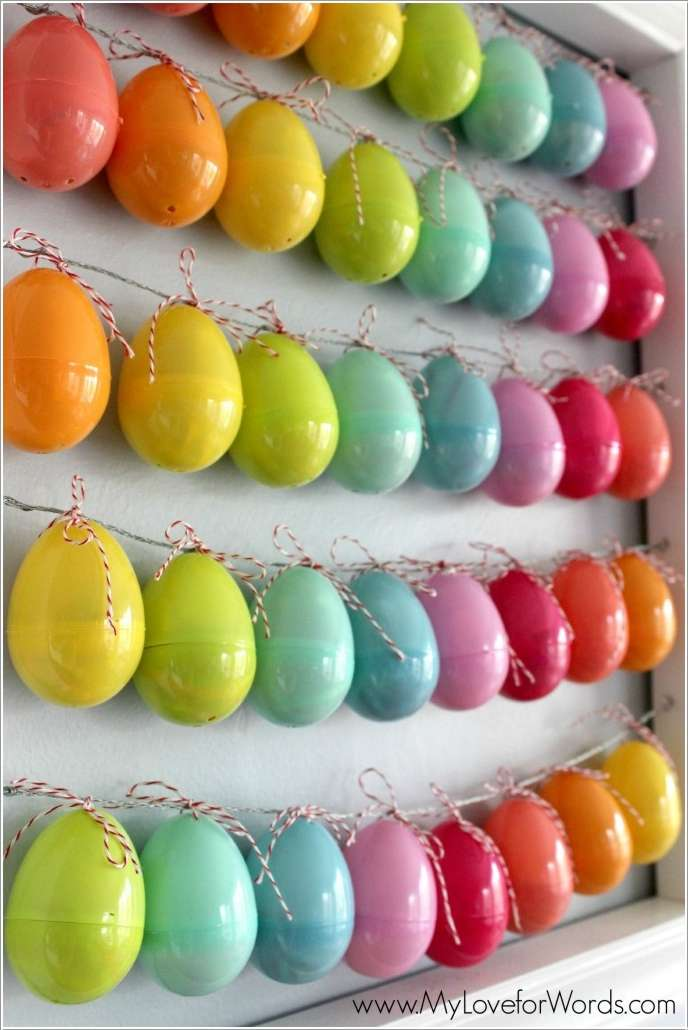 15  15 Lovely and Unique Easter Crafts for You to Try 1516