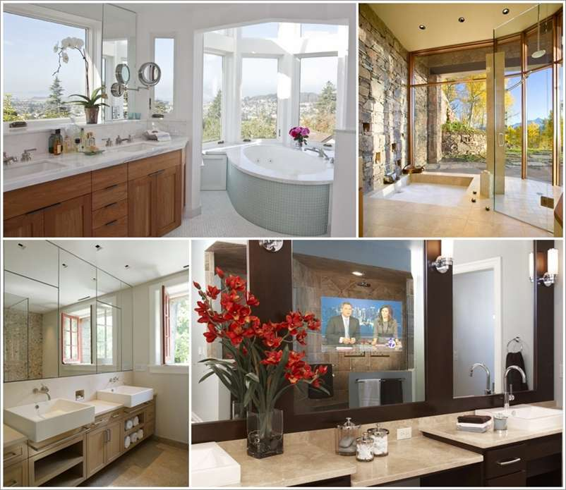 Amazing Interior Design 18 Elements to Add to a Dream Master Bath. Brushed Nickel Bathroom Accessories