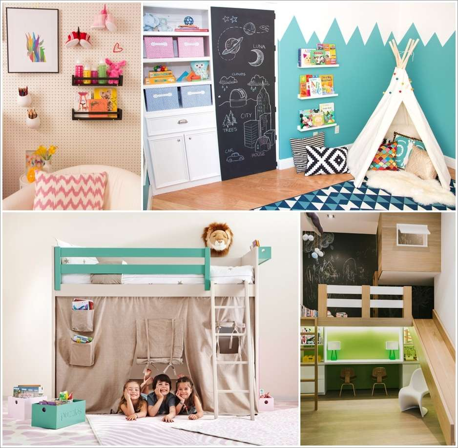 20 creative and colorful diy projects for your kids 39 room