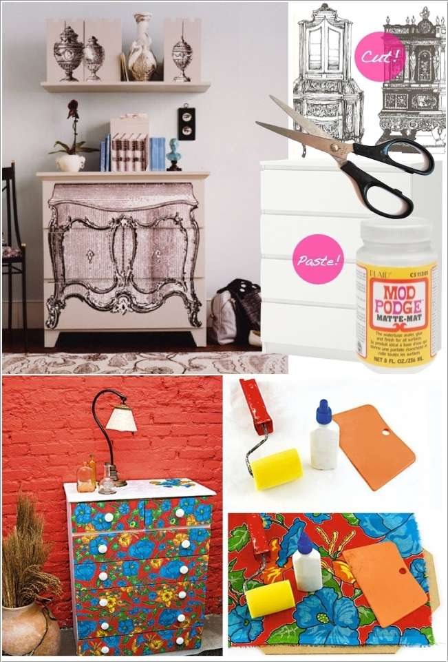 1  15 Furniture Makeover Techniques That are Just Fabulous 177