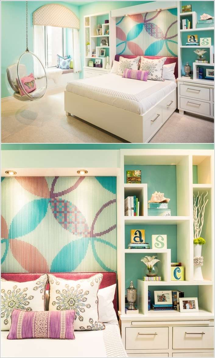 1  15 Kids' Room Accent Wall Ideas That You'll Admire 180