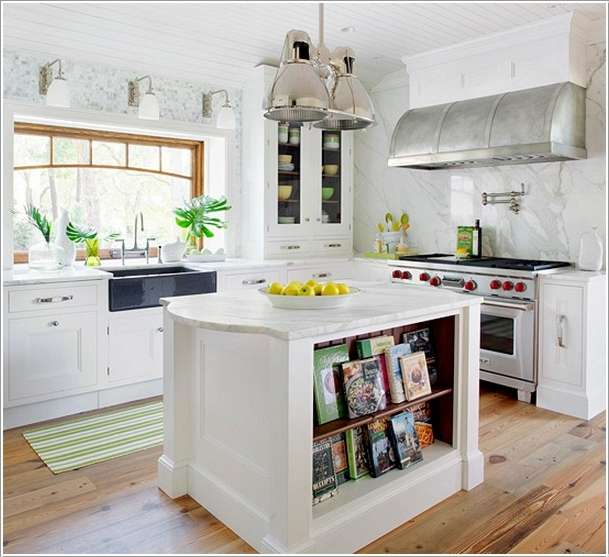 2  15 Fabulous Shelving Ideas for Your Kitchen 22