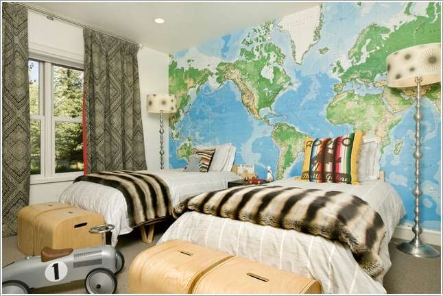 2  15 Kids' Room Accent Wall Ideas That You'll Admire 227