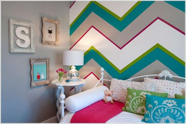 4  15 Kids' Room Accent Wall Ideas That You'll Admire 425