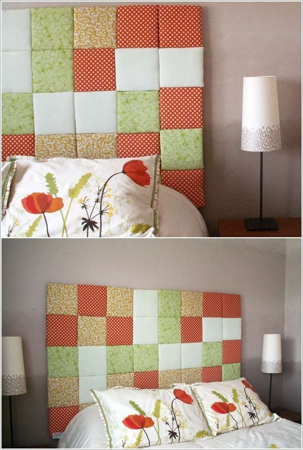 KONICA MINOLTA DIGITAL CAMERA  15 Awesome Ideas to Decorate Your Home with Patchwork 521
