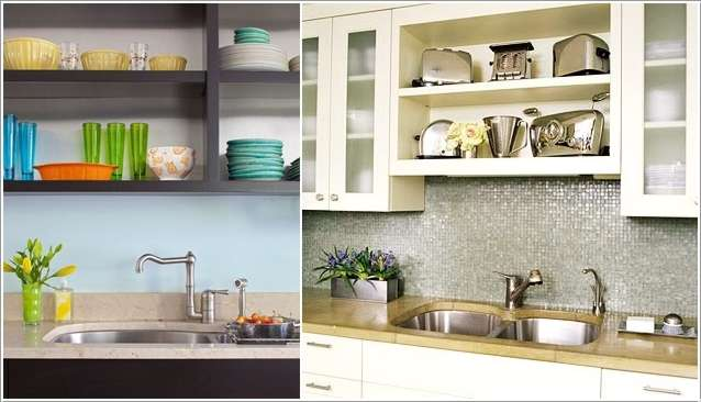 6  15 Fabulous Shelving Ideas for Your Kitchen 62
