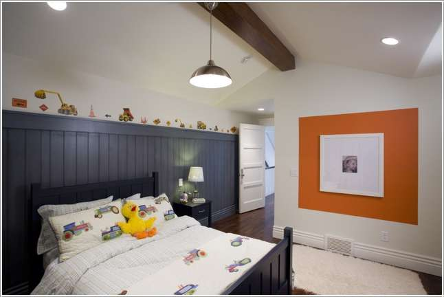 6  15 Kids' Room Accent Wall Ideas That You'll Admire 625