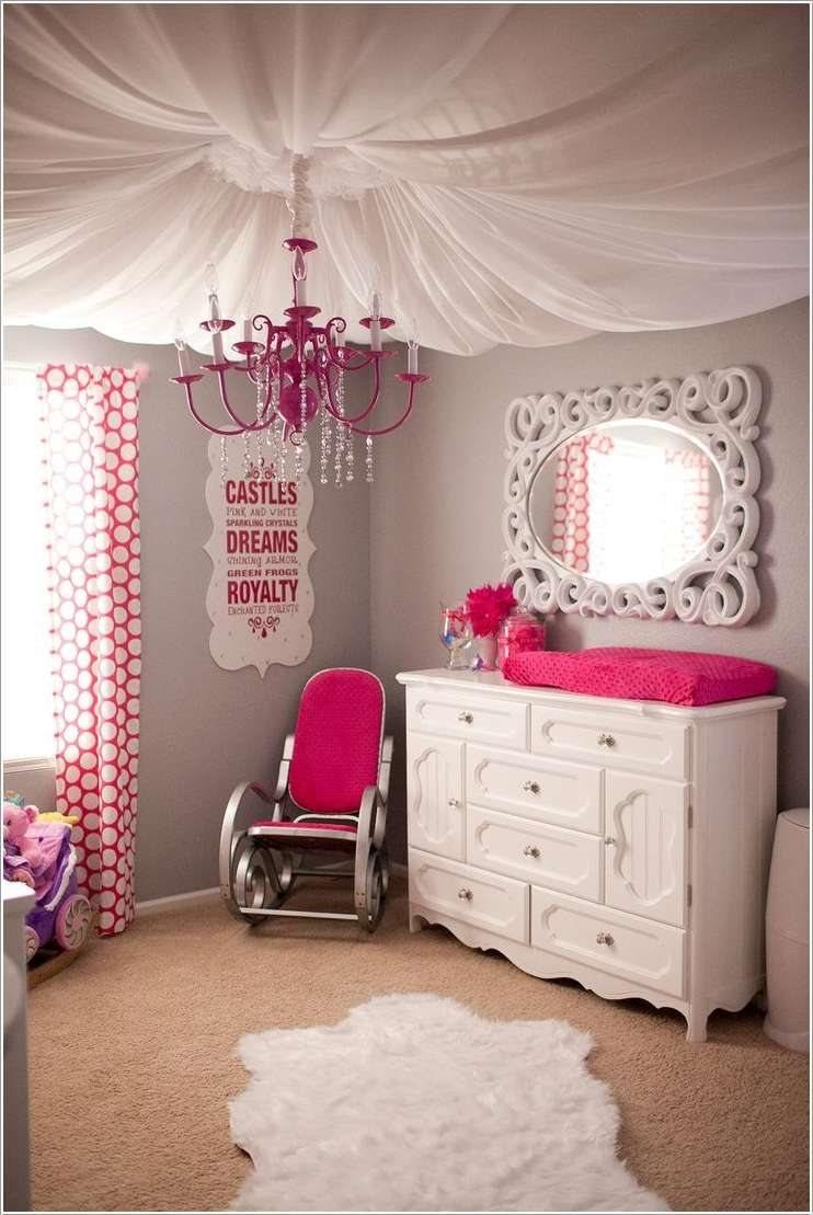 10 super cute diy ideas for your little girls 39 room - Cute girl room ideas ...