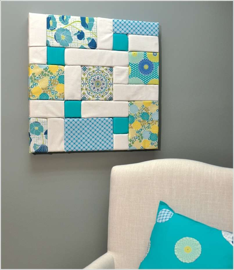 7  15 Awesome Ideas to Decorate Your Home with Patchwork 722