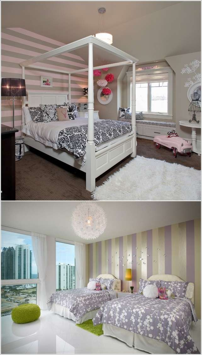 7  15 Kids' Room Accent Wall Ideas That You'll Admire 725