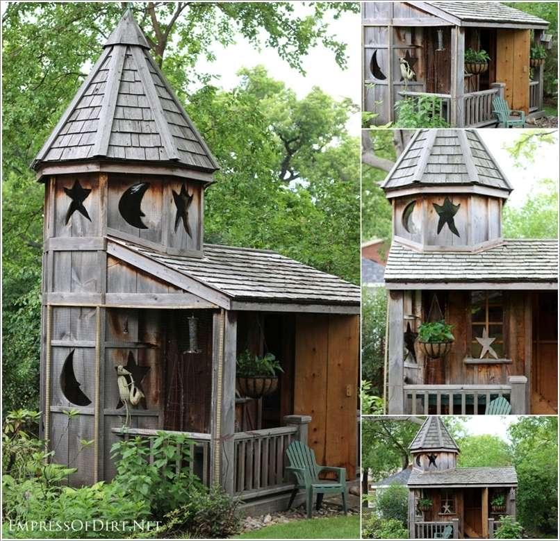 10 cool garden shed designs that you will love