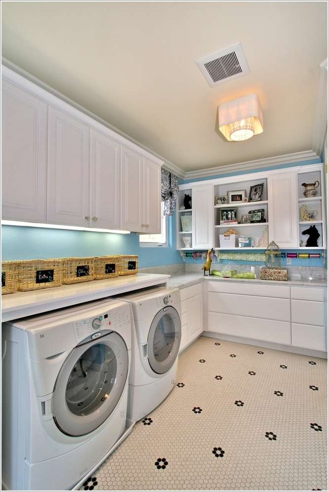8  10 Laundry Room Must-Haves That Will Leave You Inspired 817