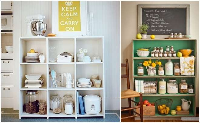 8  15 Fabulous Shelving Ideas for Your Kitchen 82