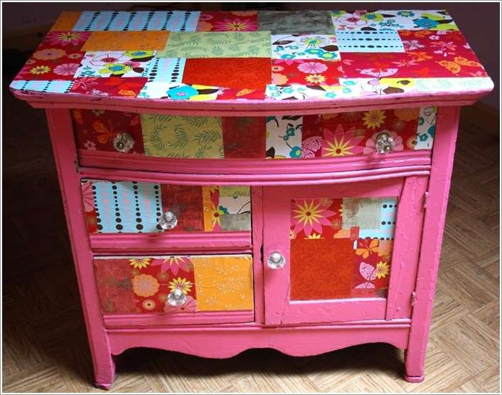 8  15 Awesome Ideas to Decorate Your Home with Patchwork 822