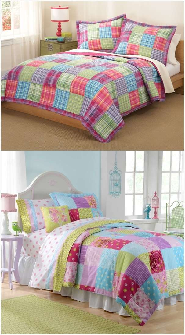 9  15 Awesome Ideas to Decorate Your Home with Patchwork 922