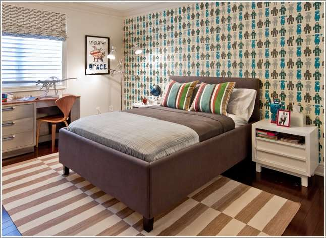9  15 Kids' Room Accent Wall Ideas That You'll Admire 925