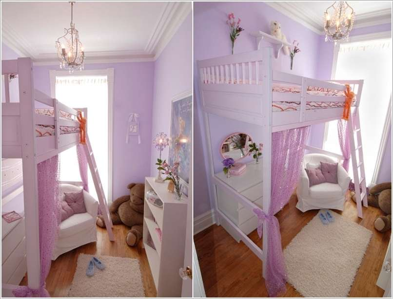 15 Cool Ideas To Add Fun To A Small Kids Room