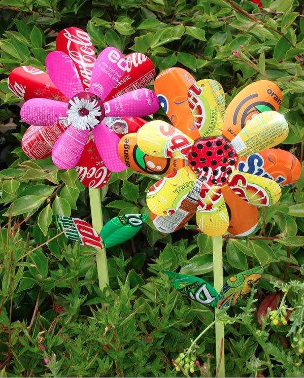 Homemade pinwheels