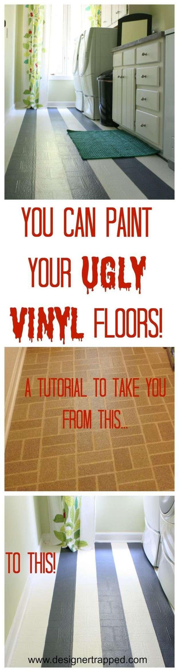 Paint your vinyl