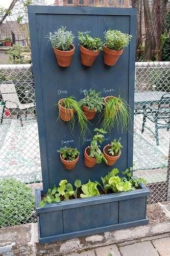Pot Planter Herb Garden