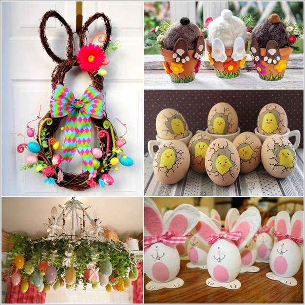 a  15 Lovely and Unique Easter Crafts for You to Try a24
