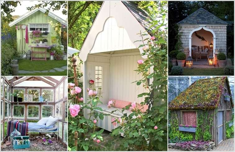 Garden Shed Interiors Related Keywords Suggestions