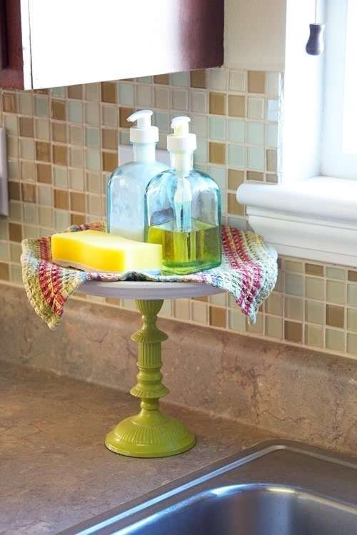 cake stand for your kitchen sink needs.