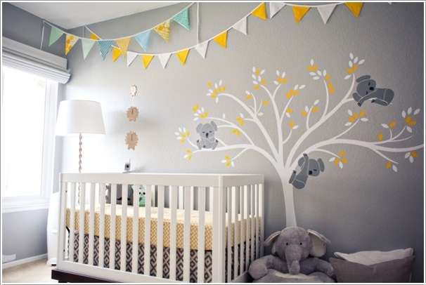 11  15 Adorable Ways to Liven Up a Nursery with Neutral Colors 112
