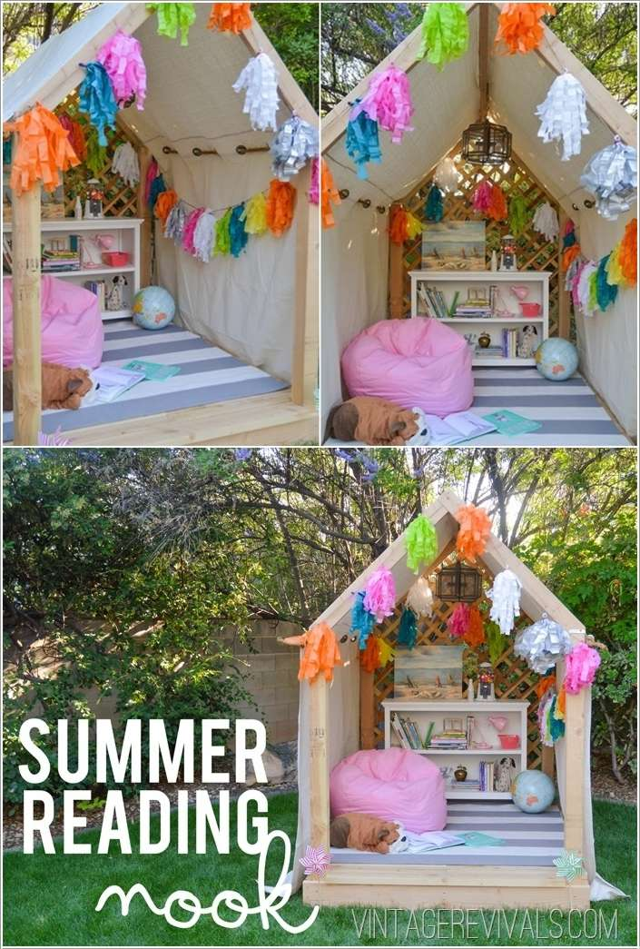 12  15 Creative Ways to Design a Reading Nook for Your Kids 1222