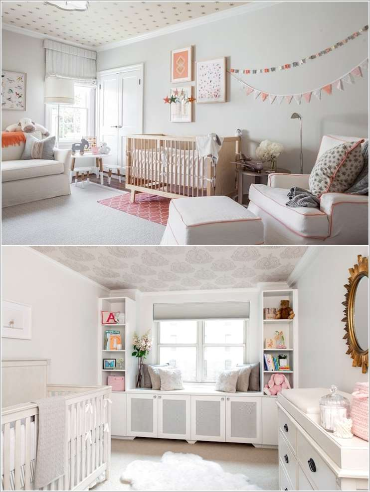 13  15 Adorable Ways to Liven Up a Nursery with Neutral Colors 131