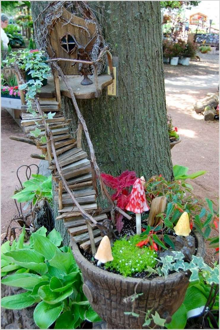 13 Fairy Cottages That Will Add Whimsy To Your Garden