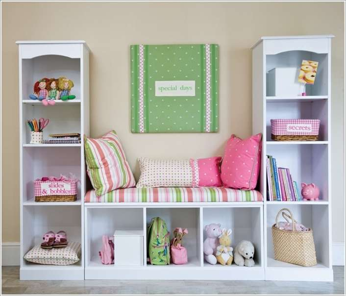 13  15 Creative Ways to Design a Reading Nook for Your Kids 1320