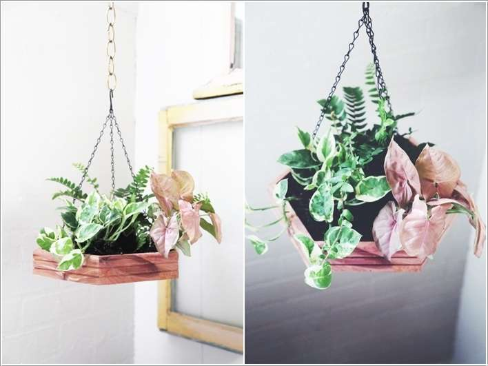 14  15 Fabulous DIY Hanging Planter Ideas for Your Home 1414